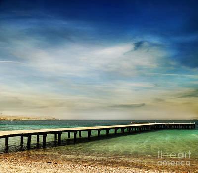 Aqaba Photograph - Beach by Jelena Jovanovic