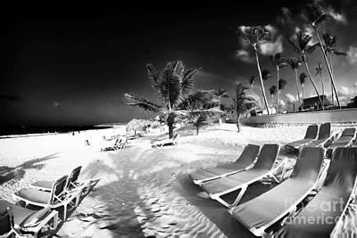 Photograph - Beach Lounging by John Rizzuto