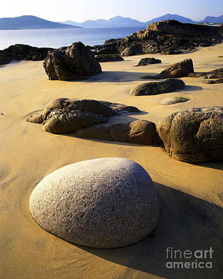 Art History Meets Fashion Rights Managed Images - Beach of Gold Royalty-Free Image by Edmund Nagele