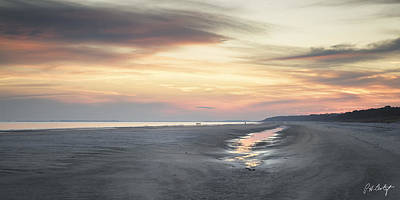 Beaufort County Photograph - Beach Panorama by Phill Doherty