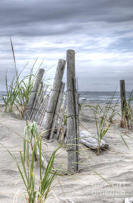 Photograph - Beach Path by Sarah Schroder
