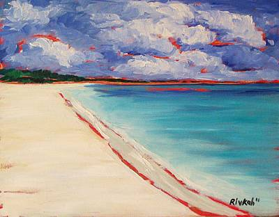 Painting - Beach by Rivkah Singh