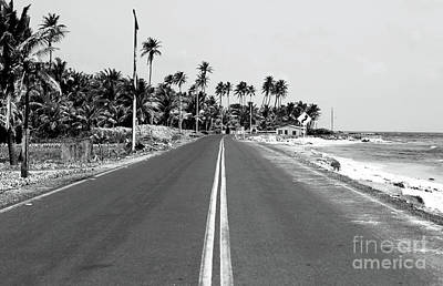 Photograph - Beach Road by John Rizzuto