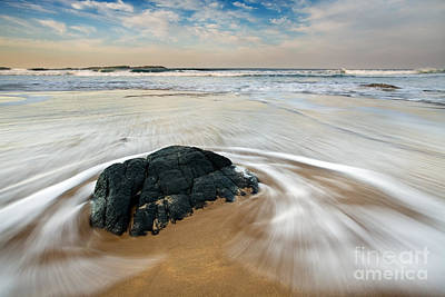 County Antrim Photograph - Beach by Rod McLean