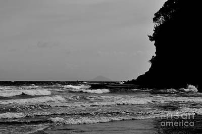 Photograph - Beach Scene by Dean Harte