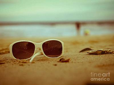Photograph - Beach Shade by Valerie Morrison
