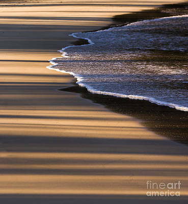 Photograph - Beach Shadows by Steven Ralser