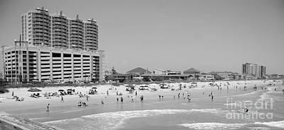 Photograph - Beach Shoreline by Mark Spearman