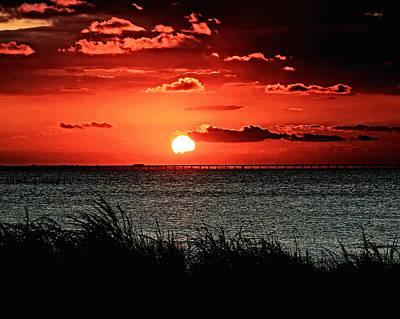 Photograph - Beach Sun by Pete Federico