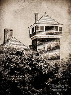 Photograph - Beach Tower Lookout by Colleen Kammerer
