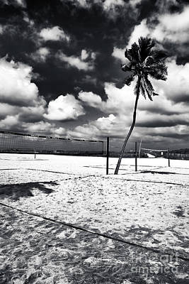 Photograph - Beach Volleyball by John Rizzuto