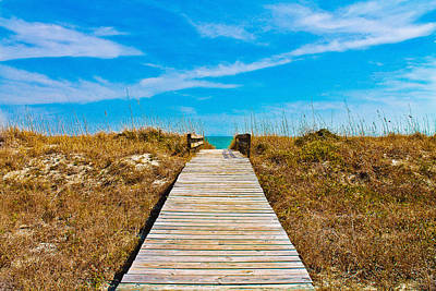 Photograph - Beach Walk by Jessica Brown