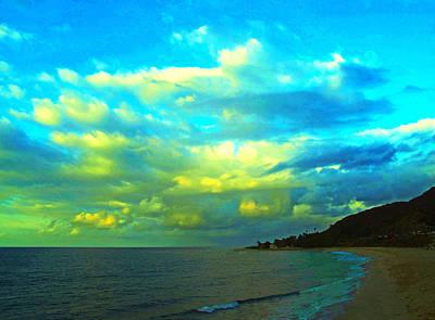 Photograph - Beach Walker by Russell Jenkins