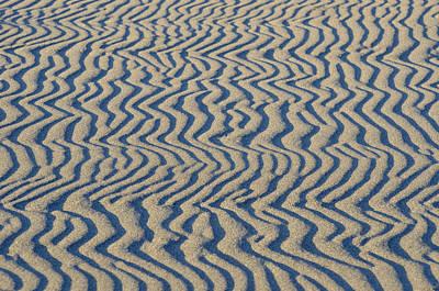 Beach Zen Art Print