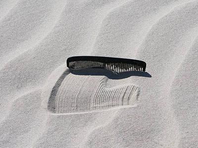 Photograph - Beachcombing by Richard Reeve