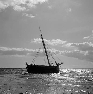 Photograph - Beached by Luis Esteves