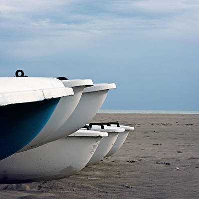 Photograph - Beached Until Summer by Angela Bonilla