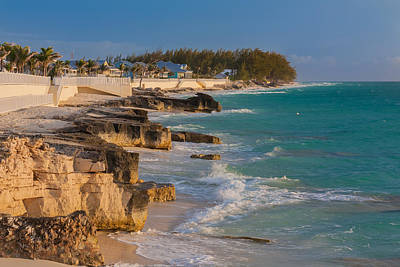 Photograph - Beaches And Rocks At Bimini Bay by Ed Gleichman