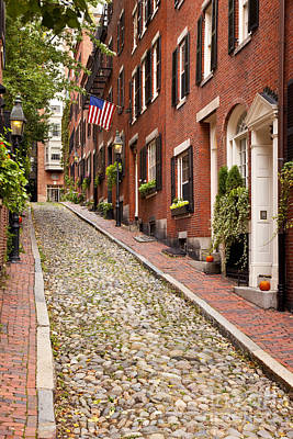 Photograph - Beacon Hill by Brian Jannsen