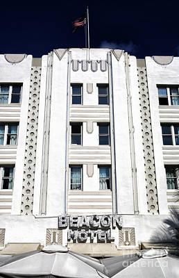 Photograph - Beacon Hotel by John Rizzuto