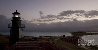 Bahia Honda Photograph - Beacon Of Light by Keith Kapple