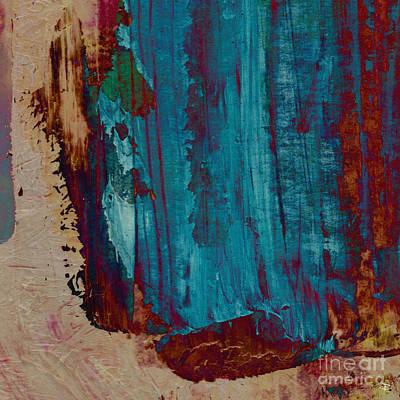 Painting - Bealltainn I. Summer Festive by Paul Davenport
