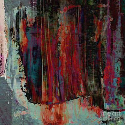 Painting - Bealltainn Ill. Summer Festive by Paul Davenport