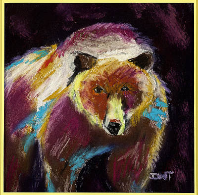 Bear Beware Original by Diana Tripp
