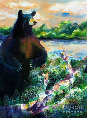 Painting - Bear Claws by Kathy Braud