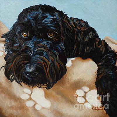 Painting - Bear by Gretchen Matta