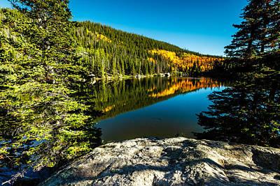 Photograph - Bear Lake 3 by Ben Graham