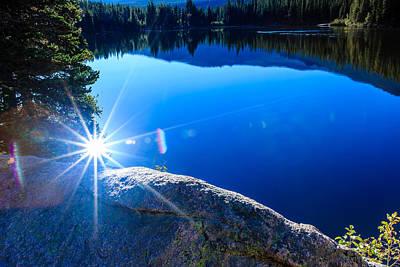 Photograph - Bear Lake by Ben Graham