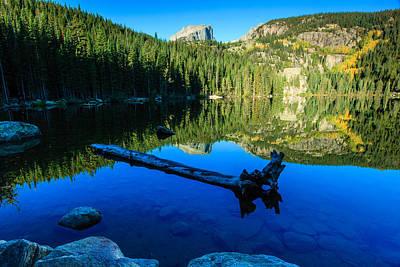 Photograph - Bear Lake Reflections by Ben Graham