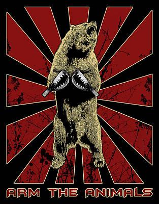 Bear Trap Original by Arm The Animals