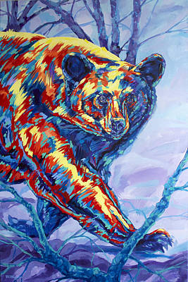 Bear Walk Original by Derrick Higgins