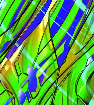 Digital Art - Bearable Strength 2 by Zac AlleyWalker Lowing
