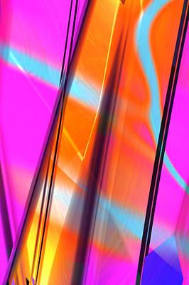 Digital Art - Bearable Strength 6 by Zac AlleyWalker Lowing
