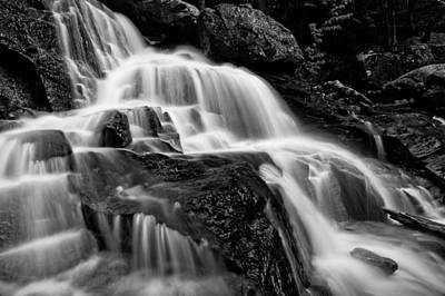 Photograph - Bearcamp River Cascades- Beede Falls by Robert Clifford