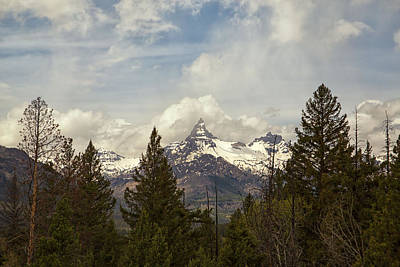 Beartooth Mountain Art Print by Natural Focal Point Photography