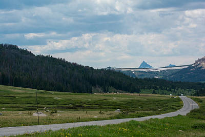 Photograph - Beartooth Pass On The Beartooth Highway by Michael Gooch