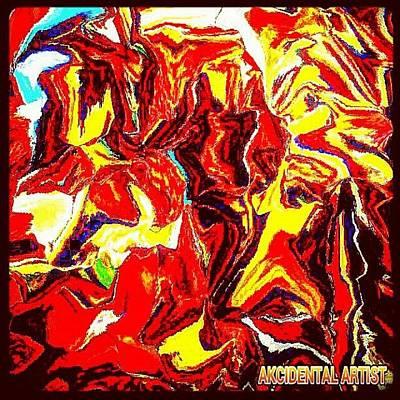 Pop Art Wall Art - Photograph - beast Is Wild: Midnite Madness Feel by Bobby Mori