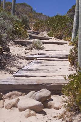 Photograph - Beach Path by Michelle Wrighton