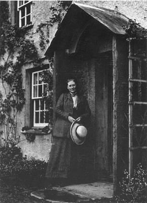 Photograph - Beatrix Potter (1866-1943) by Granger