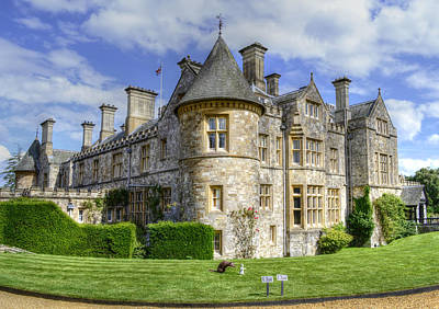 Photograph - Beaulieu by Spikey Mouse Photography