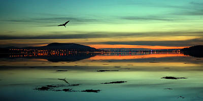Photograph - Beauly Firth Sunrise by Gavin Macrae