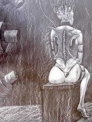 Masochism Digital Art - Beautification by Steve Spagnola