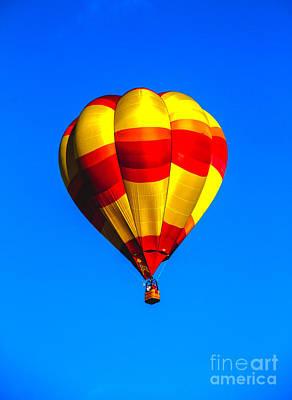 Photograph - Beautiful Balloon by Robert Bales