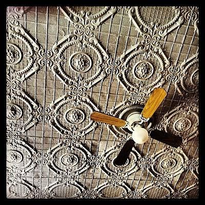 Ceramics Photograph - Beautiful Ceilings At Mark's Apartment by Arnab Mukherjee