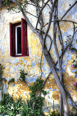 Photograph - Beautiful Colourfull Cottage by Radoslav Nedelchev