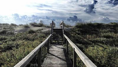 Photograph - Beautiful Day At Cape Hatteras by Patricia Januszkiewicz